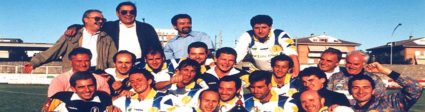 Calcio - quando organizzavamo partite