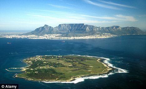 Sudafrica circolo ricreativo universitario ancona c r u a - Robben island and table mountain tour ...