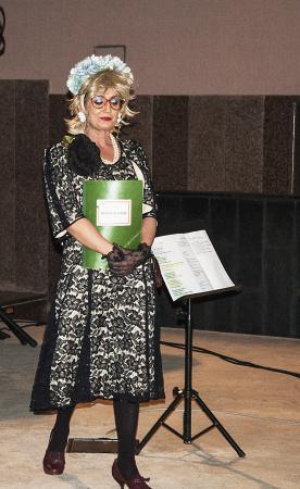 La Professoressa Pigliapoco