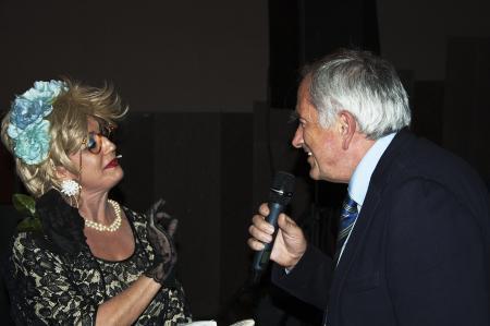 La Professoressa Pigliapoco interroga il presidente del Crua, il professore Rodolfo Santilocchi