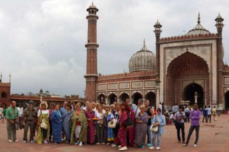 Moschea del Venerdì di Delhi