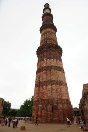Il minareto di Qutb