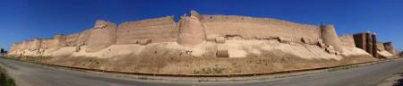 Le mura di Khiva